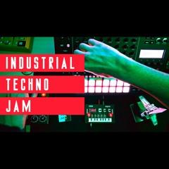 Short industrial techno hardware jam