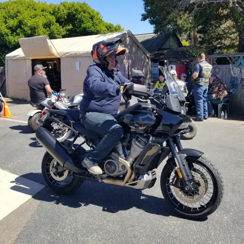 Podast 421: Love American Style with the Harley Pan America