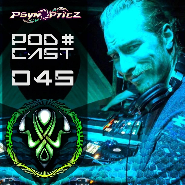 WARP DRIVE (Australia)   PsynOpticz Podcast #045