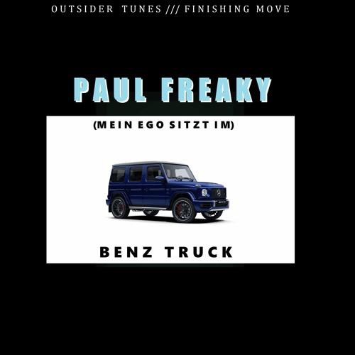 (Mein Ego Sitzt Im) Benz Truck prod. Marphy B.