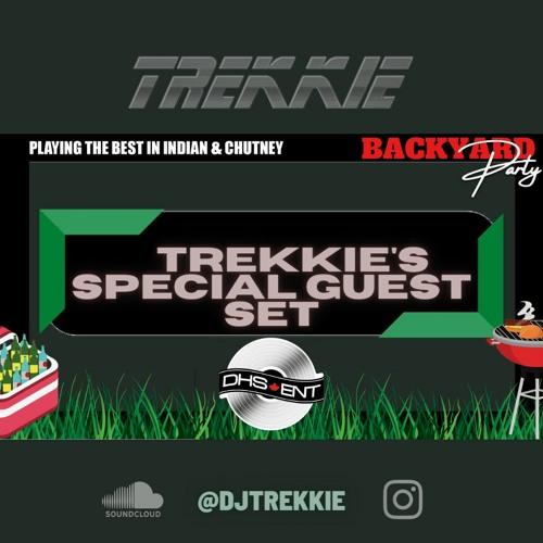 #BACKYARDPARTY #BYP(08.20.21) TREKKIE'S SPECIAL GUEST SET