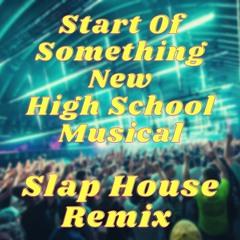 Start Of Something New - High School Musical ( StarajaRiba Slap House Remix )