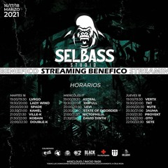 Proyekt - Selbass Streaming Benefico   18 - 3 - 21
