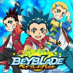 Beyblade Burst Rise Op (Japanese Ver.) GATTI'N'ROLL!!