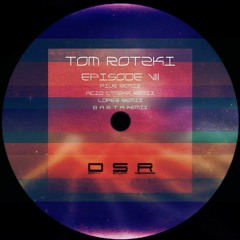 Tom Rotzki - PIANO THING (B A R T A Remix)