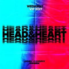 Joel Corry, MNEK - Head & Heart (WeDamnz VIP Edit)