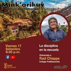 Minkarikuy 31: La disciplina en la escuela