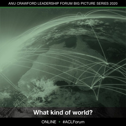 ACLF Big Picture Series - What kind of world?