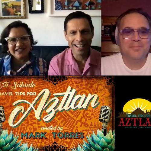 Dr. Martha Gonzalez Quetzal Flores at The Skirball Thursday August 5 2021
