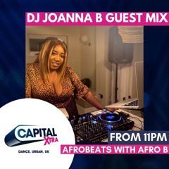 Captial Xtra Afrobeats Mix 2021: Afrobeats with Afro B Clean