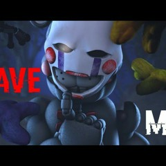 """FNAF Song: """"Save Me"""" by DHeusta ft. Chris Commisso-Rooster Time"""