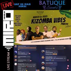 FACEBOOK LIVE STREAM @ BATUQUE EVENTS