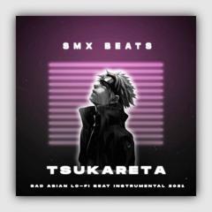 "🖤 ""Tsukareta"" - Sad Asian Lo-Fi Beat Instrumental 2021 (Prod.SMX BEATS)"