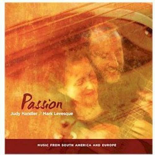 "Judy Handler & Mark Levesque ""Passion"" CD Sampler"