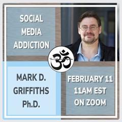 TCP - 17 - Social Media Addiction With Dr. Mark Griffiths