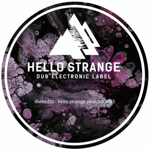 shebuzzz - hello strange podcast #485