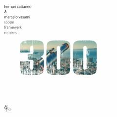 Premiere: Hernan Cattaneo & Marcelo Vasami - Scope (Framewerk On Balance Mix) [Capital Heaven]