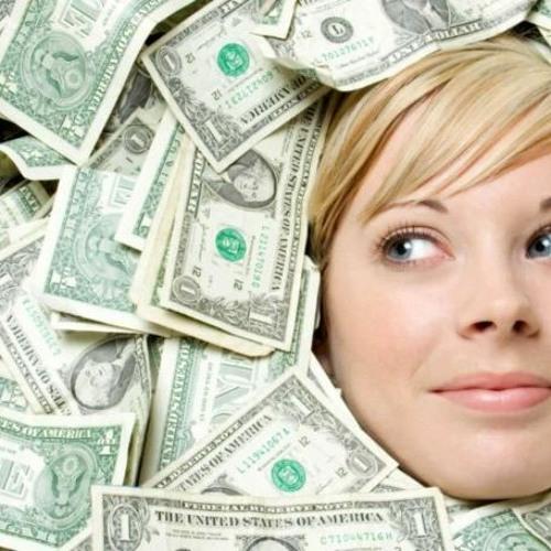 I Love Money Money Loves Me w/ JovanHuttonPulitzer