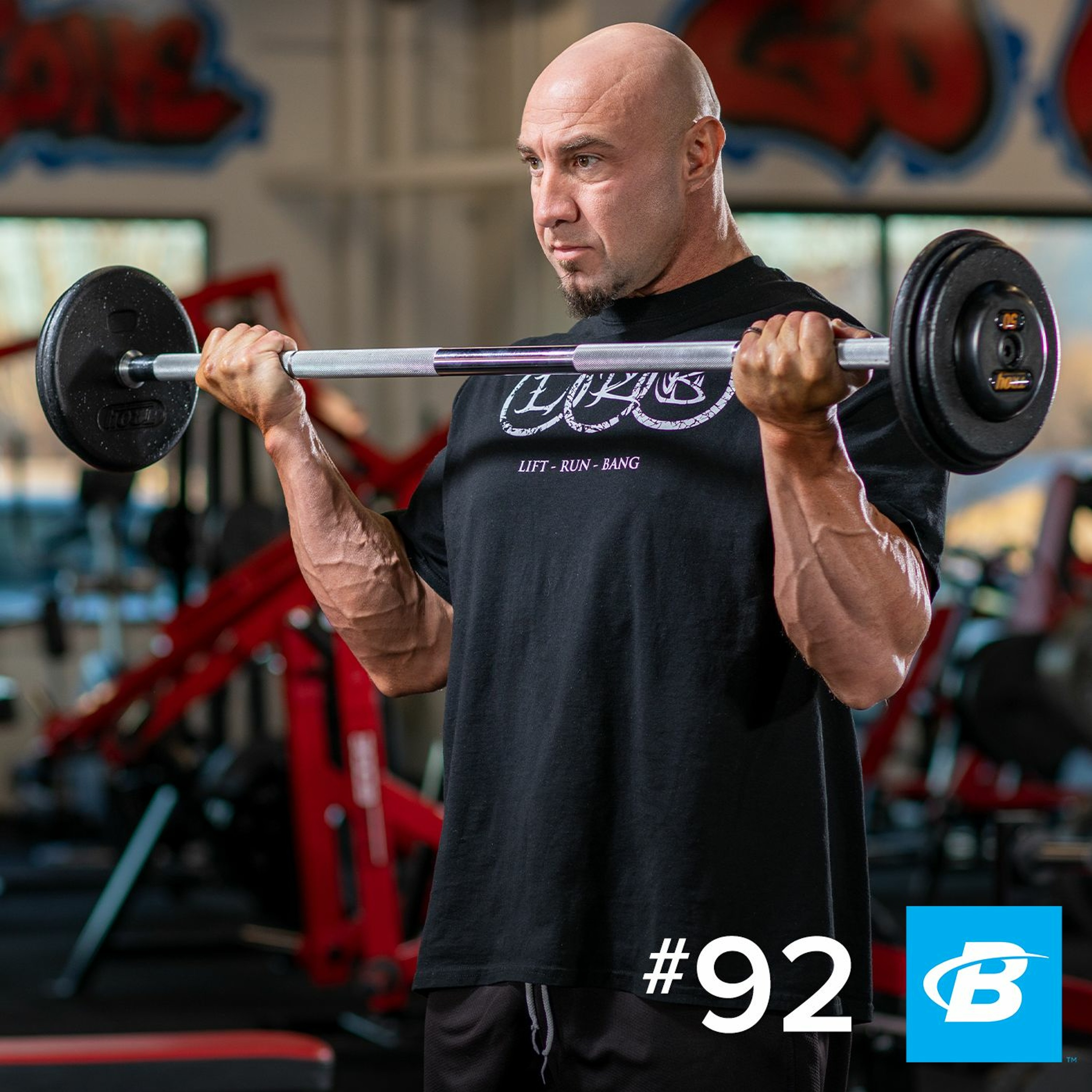 Ep.92: Paul Carter on Hitting Proper Muscle Groups, Sunshine & Creating Adaptive Responses to Stress