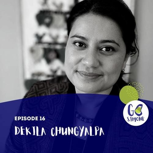 Dekila Chungyalpa on uniting faith leaders to bolster climate activism