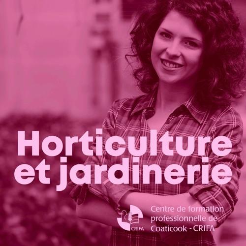 CRIFA Horticulture et Production Horticole avec Christiane Perron et Lucie Choquette