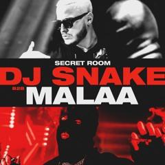 DJ SNAKE B2B MALAA - SECRET ROOM (LIVESTREAM)