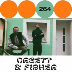 LAYER #264   Orsett & Fischer