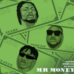 Asake ft Peruzzi x Zlatan - Mr Money (Remix)