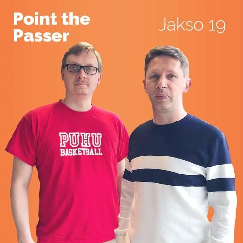"""Point the Passer"" - Jakso 19 | Mikko Larkas"