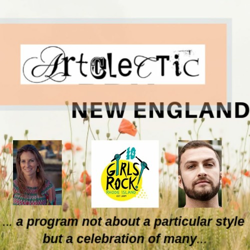 Artclectic New England - Episode 11 - Jenny Currier and Girls Rock RI
