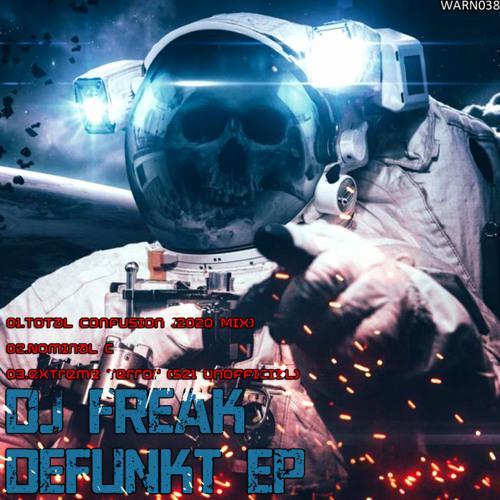 DJ Freak - Defunkt EP