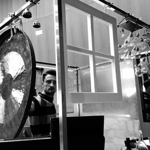 En face (2018) - Excerpt - percussion solo & orchestra