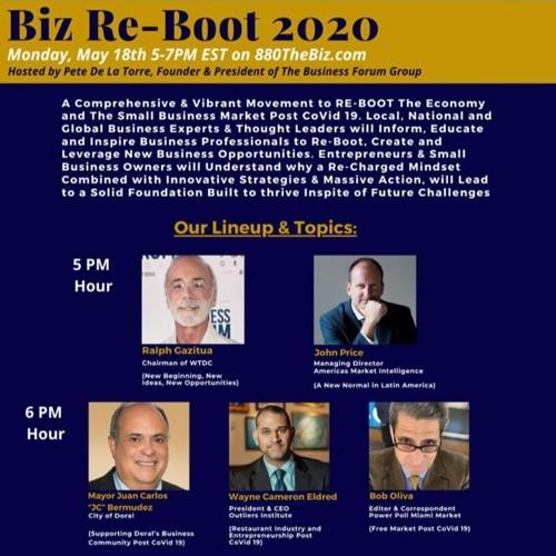 Biz Re-Boot 5 - 18 - 2020