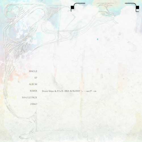 Jimmy Edgar & B La B - ISSA ROBBERY - Lonneker Remix