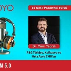 Dr. Onur Yaprak -  Toplum 5.0'da Tüketimin Geleceği (2)