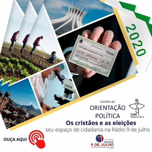 ELEIÇÕES 2020 - Orientação politica CNBB