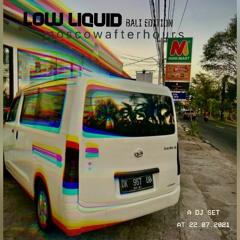 m o s c o w a f t e r h o u r s (Bali Edition ॐ) dj tape@july2021