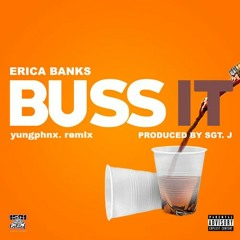 Erica Banks - Buss It (Jersey Club Remix) #BussItChallenge