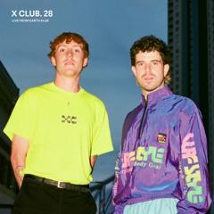 LFE–KLUB podcast w/ X CLUB (28)