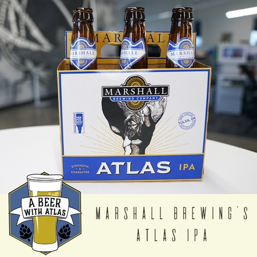 Atlas IPA from Marshall Brewing Company - A Beer With Atlas 85