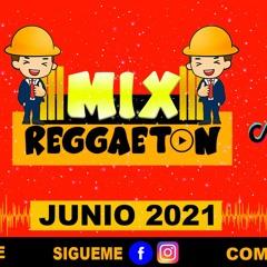 MIX JUNIO 2021 - LO MAS ESCUCHADO - MIX REGGAETON 2021 - DJ MARLON REMIX