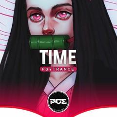 PSYTRANCE ● Chase & Status - Time ft. Delilah (Mahori & Tura Remix)