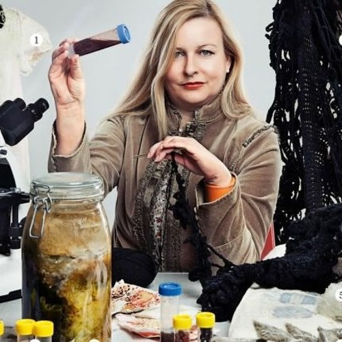 Anna Dumitriu: Bioart, Infectious Diseases.