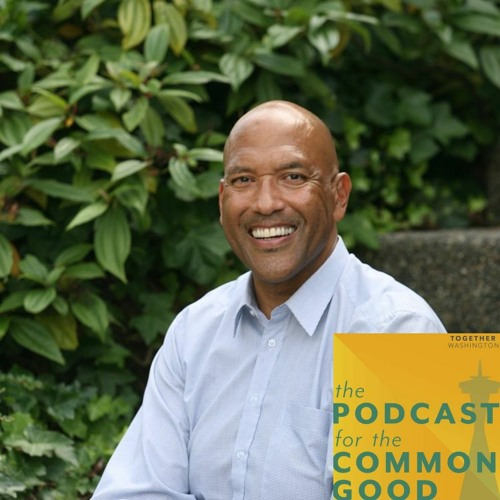 The Podcast for the Common Good - Episode 5 - James Donaldson