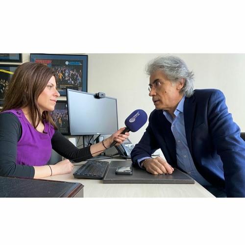 """""""Νόστος"""" με τη Δέσποινα Αφεντούλη - Συνέντευξη Ανδρέα Μανωλικάκη"""