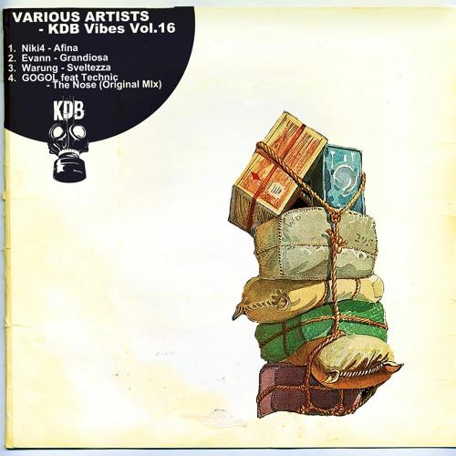 Evann - Grandiosa (Original Mix)[KDB175D]