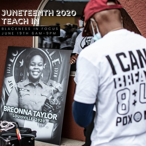 Juneteenth 2020 on the Numberz and XRAY