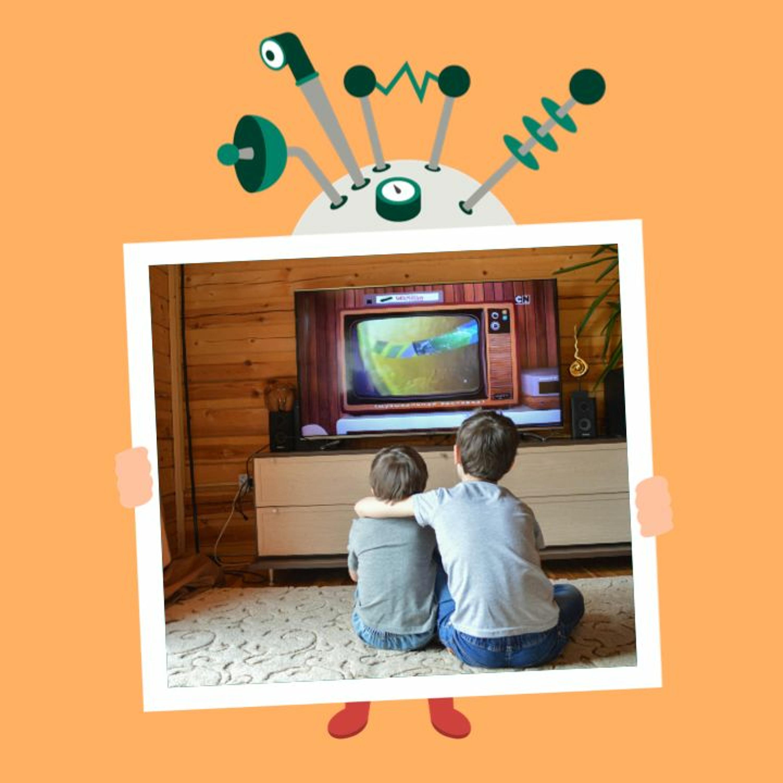 Afsnit 52: Hvordan virker et fjernsyn?