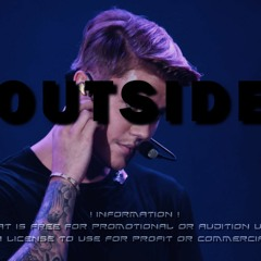 """OUTSIDE"" - Justin Bieber x Burna Boy Afrobeat Type Beat"