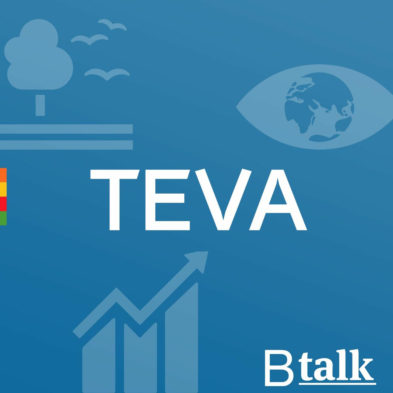 BTalk #8 | Daniel Oelsner - TEVA